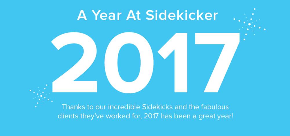 2017 Sidekick infographic
